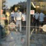Didim'deki ruhsatsız otel ikinci kez mühürlendi