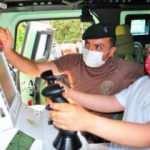 Down sendromlu Tarık'ın 'polis olma' hayali gerçek oldu