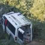 Eğirdir'de korkunç kaza: 2 ölü, 6 yaralı