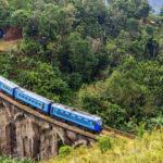 Eşsiz manzaraya sahip dünyanın en güzel tren rotaları