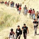 'Afganlar günde 1000 kişilik gruplar halinde Türkiye'ye girmeye başladı' iddiası