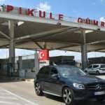 Gurbetçiler için Kapıkule'de hummalı hazırlık