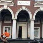 Hollanda'da Amsterdam Ayasofya Camii'ne saldırı
