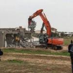 İsrail, Filistin köyü Arakib'i 190'ıncı kez yıktı