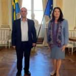 İsveç'ten YPG'ye 10 milyon euro yardım sözü