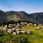 İsviçre değil, Artvin'in Vaket Yaylası