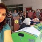 Kansere yenik düşen Aslı hemşire, son yolcuğuna uğurlandı