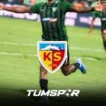 Kayserispor Süper Lig'in yıldızı için devrede... 7 Temmuz Kayserispor transfer haberi!