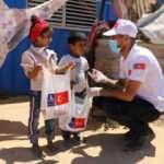 Mazlumlar yol gözlüyor! Türkiye'nin İyilik Elçileri Yeryüzüne Dağılıyor