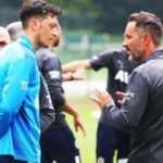 Mesut Özil'den Pereira sözleri! Övgü yağdırdı