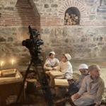 """""""Osmanlı payitahtı"""" Bursa'nın tarihi mekanları filmlere plato oldu"""