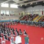 Sağlık ordusuna katılmak için 218 mezun daha yemin etti
