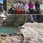Sat Buzulları için 2.073 km yol katedip Yüksekova'ya gittiler