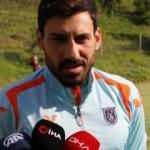 Şener Özbayraklı: İnşallah Aykut hocamı mahcup etmem