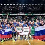 Slovenya'dan tarihi zafer! İlk kez katılacaklar