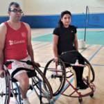 Spor aşkı engelli çifti yaşama bağlıyor