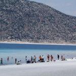Türkiye'nin Maldivleri 'Salda'ya turist akını