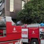 Üsküdar'da hastanede çıkan yangın söndürüldü