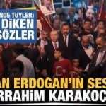 15 Temmuz'a özel Başkan Erdoğan'ın sesinden Abdurrahim Karakoç şiiri!