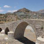 2 sene önce restore edilen köprü sular altında kalacak