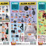 22 Temmuz A101 Aktüel Kataloğu! Beyaz eşya, hırdavat, züccaciye ve oto bakım ürünlerinde..
