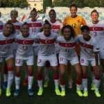 A Milli Kadın Futbol Takımı, Arnavutluk'u devirdi