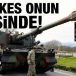 Almanya'nın satışına taş koyduğu Türk silahı: T-155 Fırtına OBÜSÜ