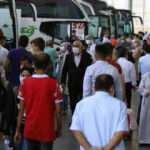 AŞTİ'de yoğun Bayram mesaisi: Tam 1 milyon 200 bin kişi ayak basacak