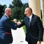 Azerbaycan Cumhurbaşkanı Aliyev, AB Konseyi Başkanı Charles Michel'le görüştü: