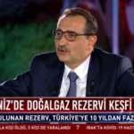 Bakan Dönmez'den Karadeniz gazı ile ilgili flaş açıklama