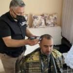 Bayram öncesi engelli ve 65 yaş üstü vatandaşlara ücretsiz kuaför hizmeti