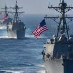 Çin-ABD gemileri arasında gerilim
