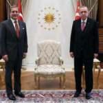 Başkan Erdoğan, Burak Elmas'ı kabul etti