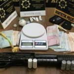 Eskişehir'de uyuşturucu operasyonu: 3 zanlı tutuklandı