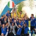 EURO 2020'de şampiyon İtalya!