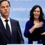 Hollanda Başbakanı Rutte'den koronavirüs önlemleri özrü