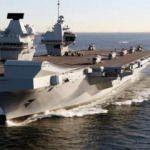 İngiliz uçak gemisinde yaklaşık 100 personel koronavirüse yakalandı
