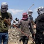 İşgalci İsrail güçlerinden Nablus'ta Filistinli göstericilere müdahale: 108 yaralı