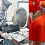 Kardinal kılığındaki çeteyi, rahip kılığındaki polisler çökertti