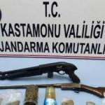 Kastamonu merkezli uyuşturucu operasyonu: 7 gözaltı