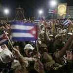Küba'da yüzlerce kişi özgürlük için sokaklarda