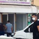 Marmaris'te HDP binasına saldırı!