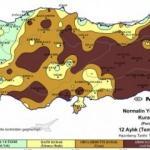 Meteoroloji son haritayı paylaştı! 'Olağanüstü' tehlike