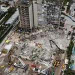Miami'de çöken binada ölü sayısı 97'ye yükseldi
