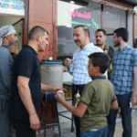 Şanlıurfa Valisi Abdullah Erin Kurban Bayramı öncesi Tel Abyad'ı ziyaret etti
