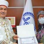 Hollandalı kadın tatile geldiği Nevşehir'de Müslüman oldu!