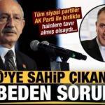 Tüm siyasi partiler AK Parti ile birlikte FETÖ'ye karşı tavır alsaydı...