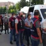 Tütün satışı eylemcilerine 10 tutuklama