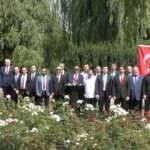 Ukrayna'da 15 Temmuz anma töreni düzenlendi