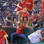 Washington'da beyzbol maçı sırasında silahlı saldırı